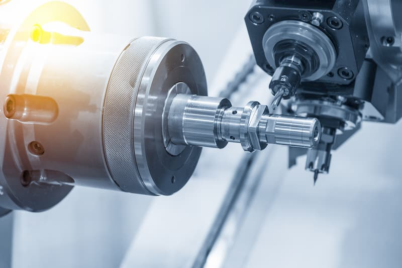 The Way of CNC Lathe Machining Parts